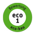 label eco bau eco1 bew de 72